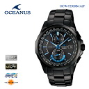 CASIO Casio OCEANUS Osh hole soot Mart access tough solar OCW-T2500B-1AJF men watch