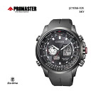 CITIZEN citizen PROMASTER ProMaster SKY GLOBAL global ski JZ1066-02E mens watch