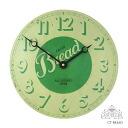 영국 발! Roger Lascelles (로저 러셀) 벽 시계 주방 시계 클래식 테 이스트 RL-CT-BREAD02P01Mar15