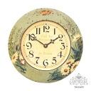 영국 발! Roger Lascelles (로저 러셀) 주석 시계 클래식 테 이스트 데이지 무늬 시계 RL-TIN-DAISY05P13Dec14
