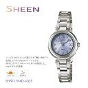 CASIO Casio SHEEN scene Lady's watch SHW-1504D-6AJFfs3gm