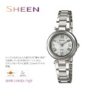 CASIO Casio SHEEN scene Lady's watch SHW-1505D-7AJFfs3gm