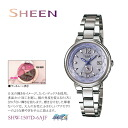 CASIO Casio SHEEN scene SHW-1507D-6AJFfs3gm