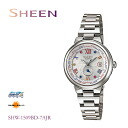 CASIO Casio SHEEN scene nature stone specifications-limited model SHW-1509BD-7AJR Lady's watch