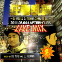 광희난무 LIVE MIX - 2011/5/4 AFTERHOURS - DJ YOU & DJ TENMA 3 HOURS SET