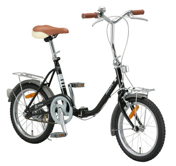 自転車の 折りたたみ自転車 おすすめ 軽量 : ... 折りたたみ自転車 【ブラック