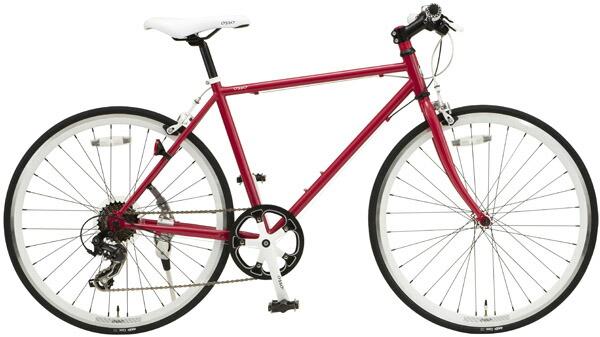 自転車 OSSO オッソ 650c クロモ ...