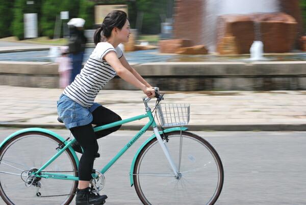 】クロスバイク 自転車 700c お ...
