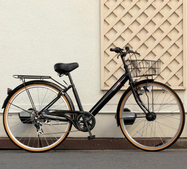 自転車の 自転車 荷台 カゴ : 前カゴ・荷台付き 自転車 ...