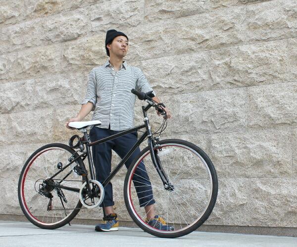 自転車の 自転車 サドル おすすめ クロスバイク : 自転車 26インチ クロスバイク ...