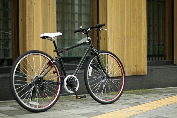 自転車の 自転車 26インチ 身長 : 自転車 26インチ クロスバイク ...