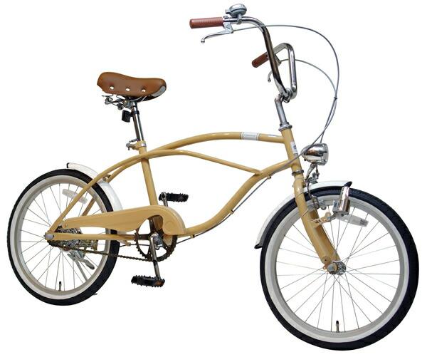 自転車の ミニ自転車カゴ : Beach Cruiser Bicycles
