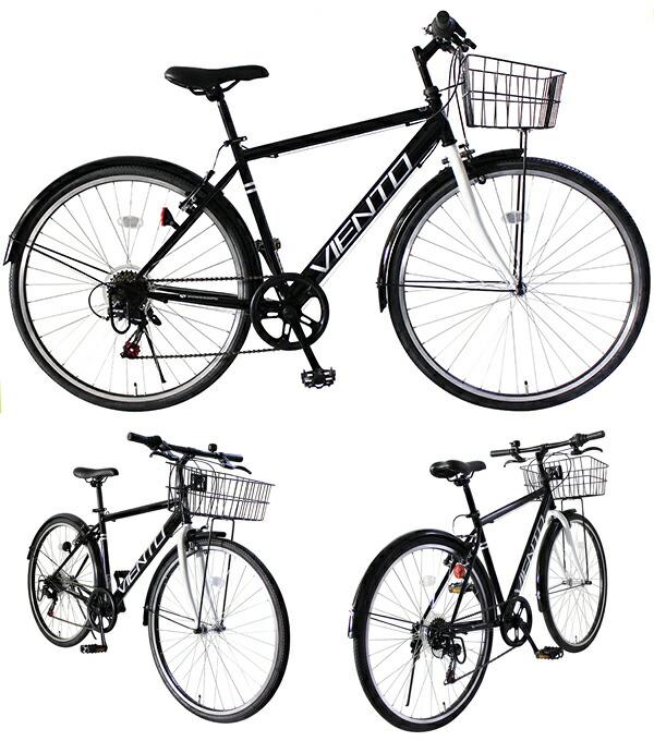 自転車の クロス 自転車 カゴ : 】クロスバイク 26インチ カゴ ...