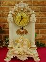 5/29 receiving final ☆ hard and waiting we have! Angel heart pendulum clock.