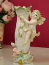 NEW! Venice and vase of roses with Angel ♪ bud vase