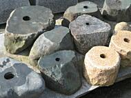 その他石種 束石
