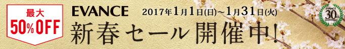 新年セール 2017年1月1日〜31日