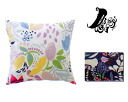 Nishikawa Plune. PL112 (colorful dance) cushion cover 45*45