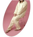 Paceman material pyjamas (long-sleeved, ERI) / large size.