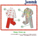 Jocomomola (ホコモモラ) women's Pajama sleeve.