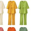 Sybilla( シビラ) gauze pajamas