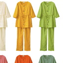 Sybilla (Sibilla) gauze pajamas
