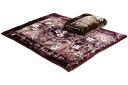Warm mink blanket 2WP2183 / single of Nishikawa