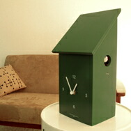 CUCKOO HOUSE CLOCK