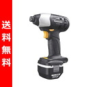 Rechargeable Black electric drivers, Panasonic (Panasonic) charger impact driver EZ7207RK-B driver