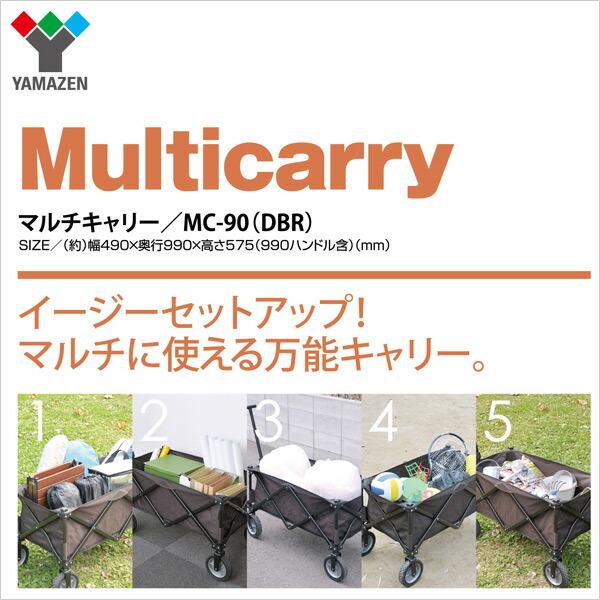 マルチキャリーMC-90(DBR)