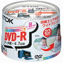 TDK domestic DVD-r wide print specification DVD-r 4.7 GB spindle Pack 1 Pack (50 sheets)