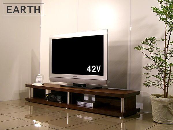 アース/180/ブラウン/家具インテリアDOORS/工場直営家具ショップ/テレビボード