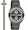 Men's D & G Dolce & Gabbana watch TIME 'SONG' DW0302