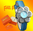 Folli Follie folli follie watch 098 / 03 Blue Ladies
