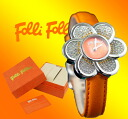 Folli Follie フォリフォリウォッチ 098/02 orange Lady's