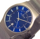 SKAGEN scar gene watch MESH 233XLTTN men