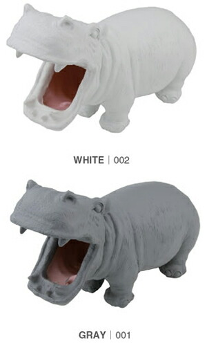 HUNGRY HIPPO ハングリーヒポ 雑貨 ホワイトとグレー