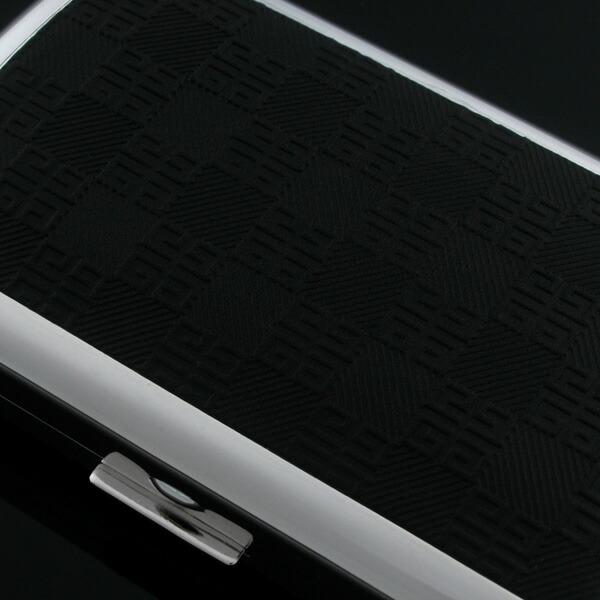 日本代购 纪梵希打火机 Givenchy烟盒GC3 0002皮革表面 ...