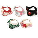 [Dog Kuro wear collar Ribbon S] [Fun gift _ packaging] [RCP]