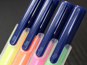 ステッドラー トリプラステキストサーファー・蛍光ペン 4色セット