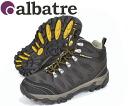 ALBATRE (Bartle) Al-ts1129 BROWN mens Trek walking shoes