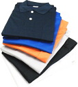 DRY prevention of static charge long sleeves polo shirt 8119