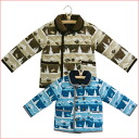 Check 2-WAY quilted down jacket! オシャレママ & kids winter was more popular kids clothing brand, deliver the outer ◆ Lillinils-リリニルス リバーシブルキルト down jacket