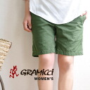 Gramicci classic shorts very popular ladies model! GRAMICCI WOMEN's SHORT/G-Short / Shorts / ladies / women's / climbing / cotton pants and knee-length ◆ Gramicci ( gramicci ) :WMN'S easy shorts