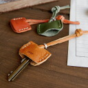 Key daily also key holder you can enjoy a stylish hidden cool! Taste the wares from the cowhide leather deep texture appealing ◆ cheer ( cheer ): レザーステッチキー cover