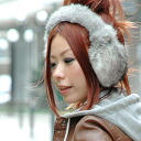 Rabbit Fay yeah muffler with full of the volume that I want to be involved in unintentionally! I am proud of the feel that is soft by nature rabbit fur use light! The ear expectation ◆ volume rabbit fur ear muff which is good to winter protection against