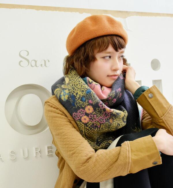 Rakuten:美女披肩脱颖而出,大美女!提花古典花北欧纯种成人图片