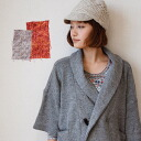 It is jacket ◆ toggle button shawl collar shortstop knit cardigan for sleeve light knit haori ◎ /7 in sleeve / pocket / three-quarter sleeves / incompleteness sleeve / Lady's / spring belonging to for seven minutes when it is comfortable whether it is th