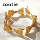 Lady decorated around the Bangle mediocrity in the supple mesh material formed in the delicate... But the presence of accessories / Bangles / Bracelets ◆ Zootie ( ズーティー ): リボンリボンバングル