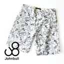 Whole pattern short pants / half length / shortstop length / cotton underwear / Malin / anchor /11618 ◆ johnbull (John Bull) monogram panties [men] of the cotton material which freehand drawing-like Ikari pattern can wear comfortably in the season when P